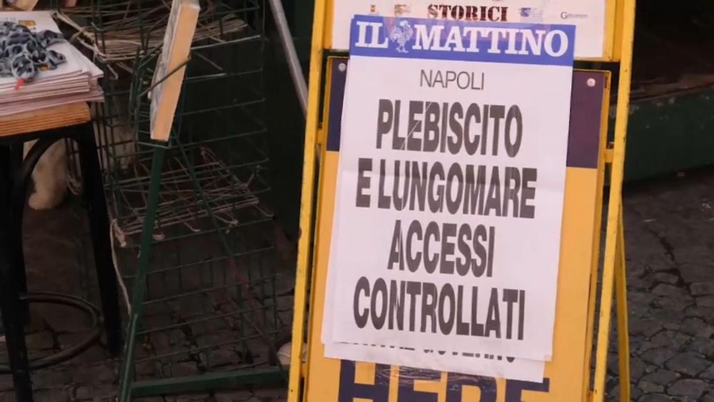 COVID in Italy: Three more regions placed under tighter restrictions
