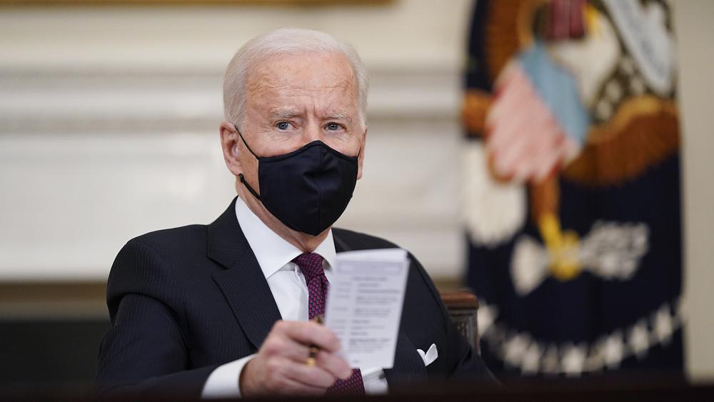 US Congress approves Biden's $1.9 trillion COVID relief bill
