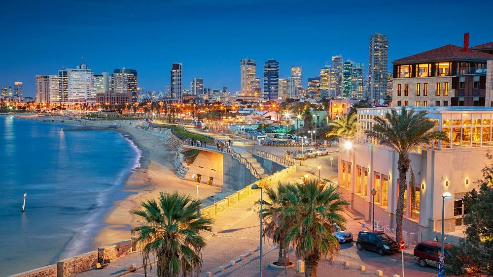 What is happening with tourism in Tel Aviv right now?