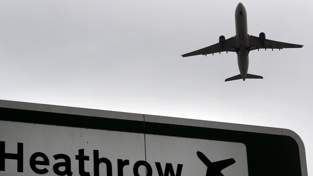 Airline CEOs appeal for travel corridor between UK and US based on low risk of transmission