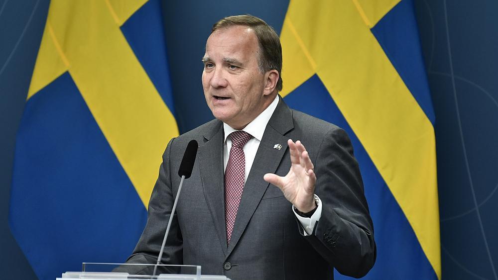 Swedish Prime Minister Stefan Lofven loses no-confidence vote