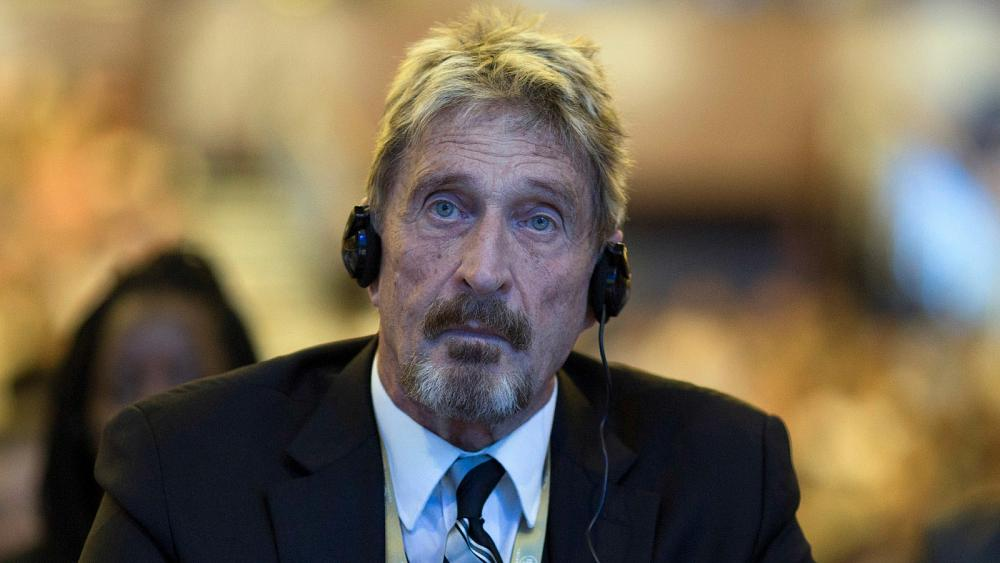 McAfee death: Judge orders autopsy after anti-virus software founder dies in Spanish jail