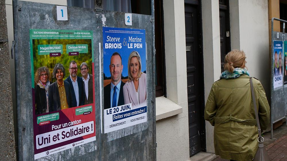 Far-right party wins no regions in second round of French regional elections results